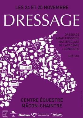 Championnat de Bourgogne Franche-Comté de dressage