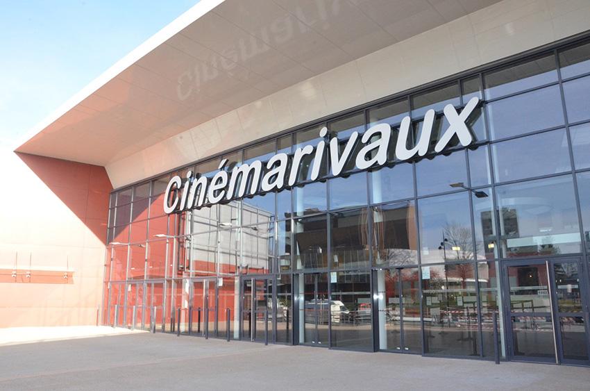 Cinémarivaux à Mâcon