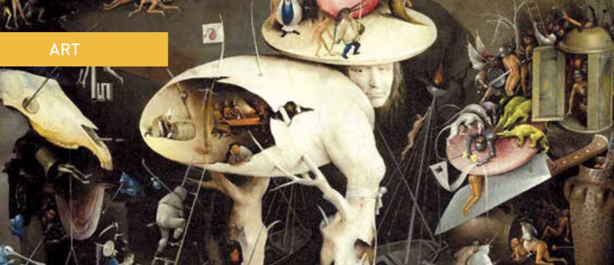 Conférence Agora : les oeuvres de Jérôme Bosch