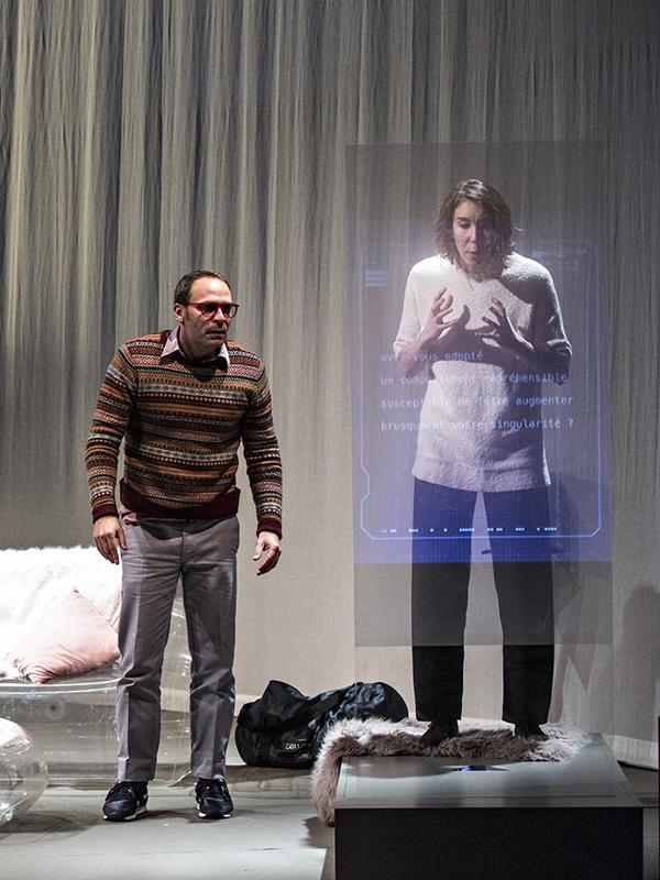 Théâtre de Mâcon : Le Syndrome U