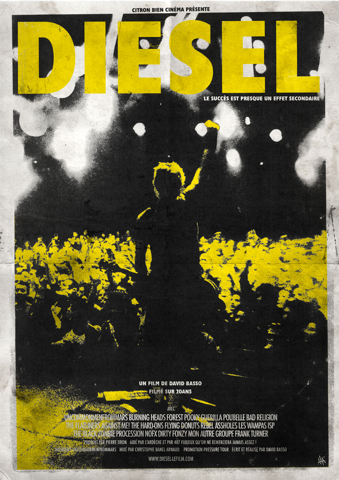 La Cave à Musique : Projection du documentaire Diesel