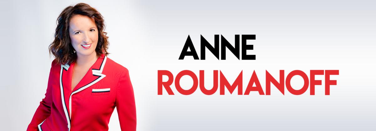 Anne Roumanoff au SPOT