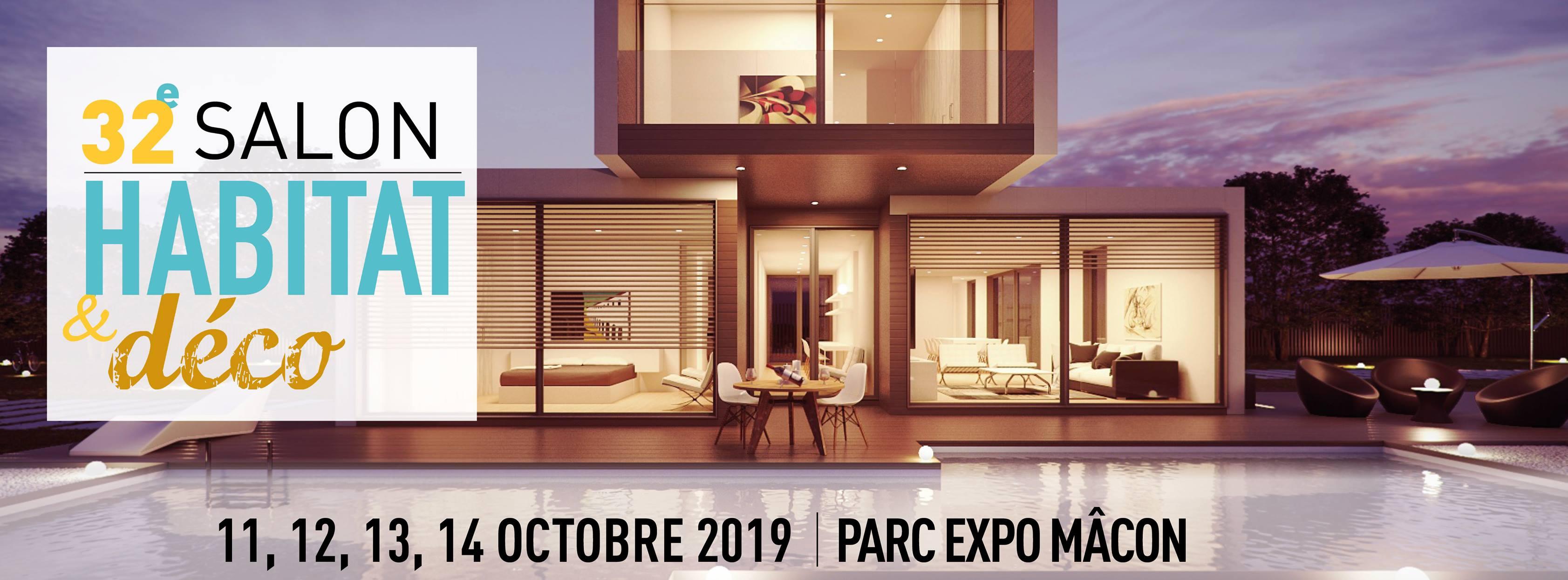 Salon Habitat et Déco de Mâcon 2019