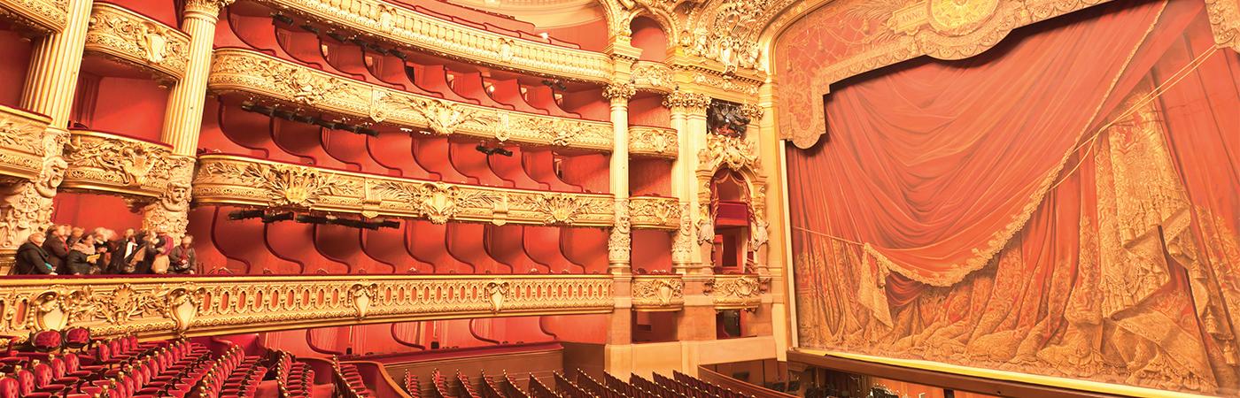 Une nuit à l'Opéra - Saison 2 - Le Théâtre, Scène nationale de Mâcon