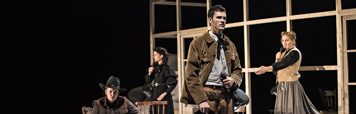 Western - Le Théâtre, Scène nationale de Mâcon