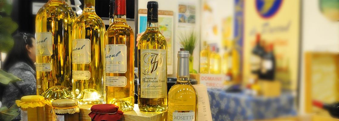 Salon des vins de Mâcon 2021