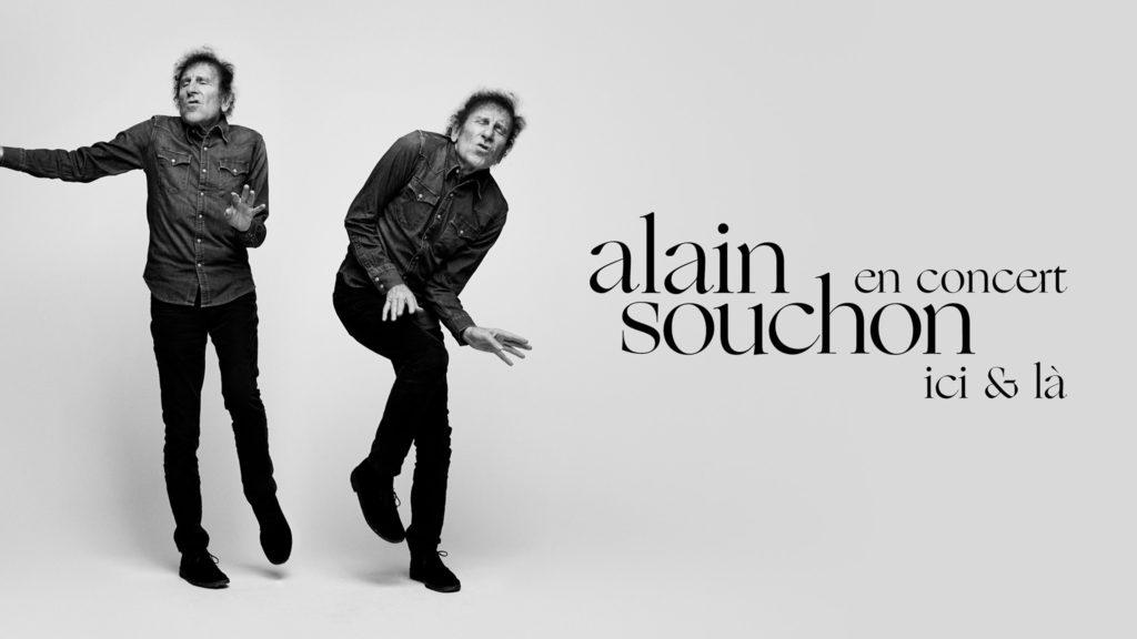 Alain Souchon en concert au SPOT à Mâcon - 12 décembre 2021