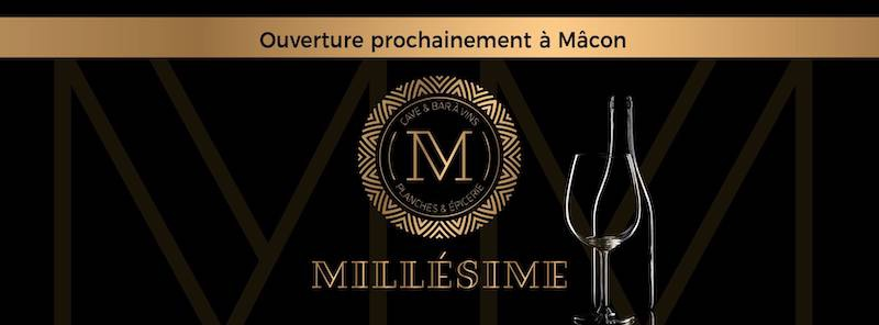 Millésime, 1 Rue Gambetta, 71000 Mâcon