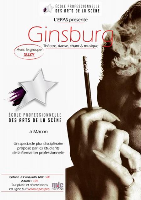 Mâcon : Ginsburg, comédie musicale de l'EPAS