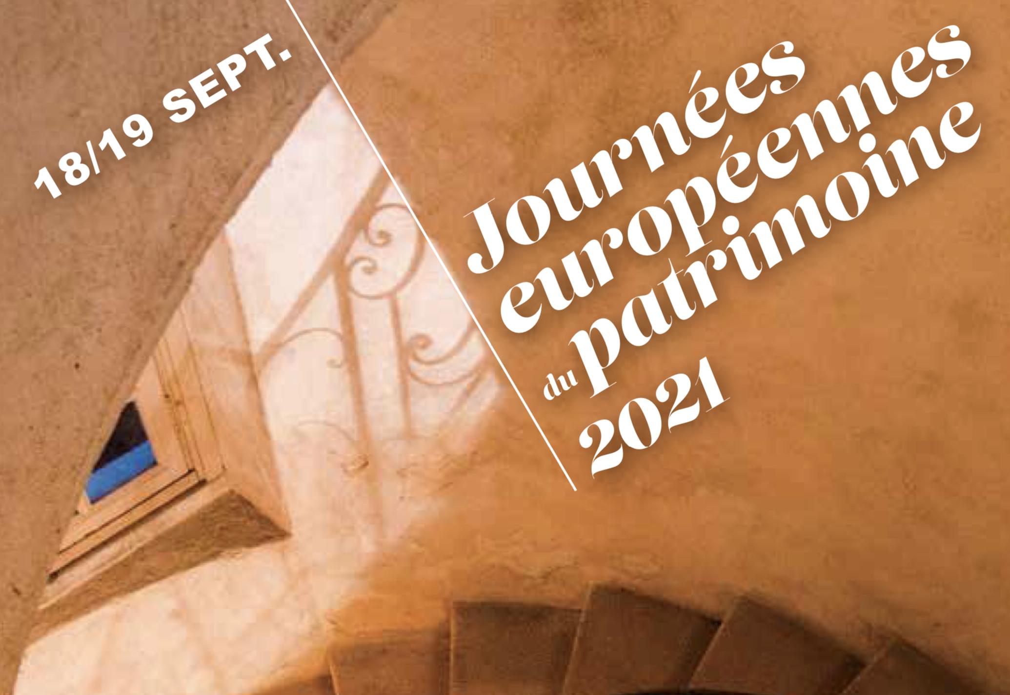 Journées Européennes du Patrimoine 2021 à Mâcon : le programme